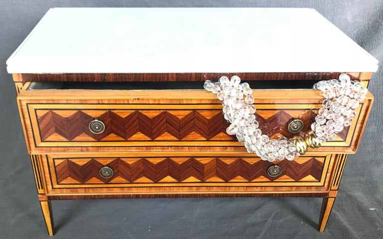 Italian Jewelry Box For Sale 3
