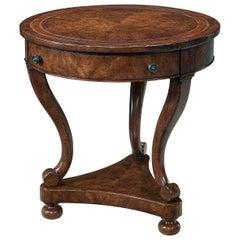 Italian Lamp Table