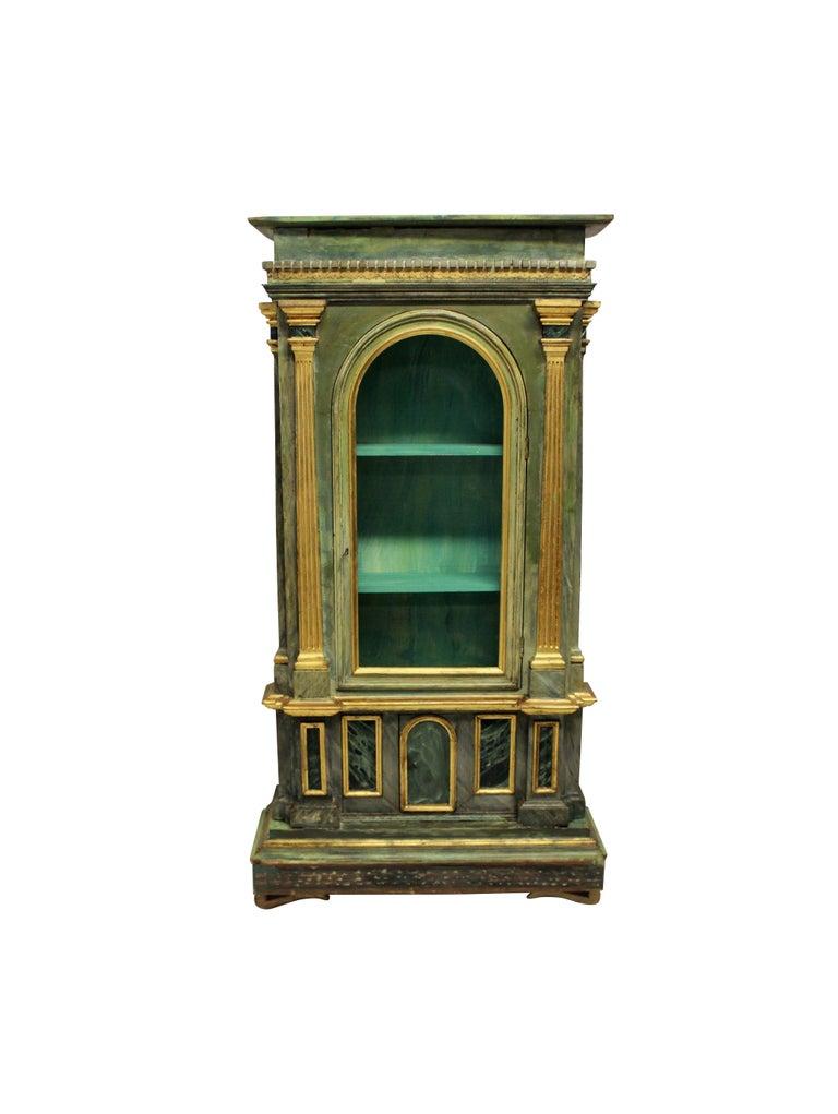 Italian Late 18th Century Display Cabinet 1