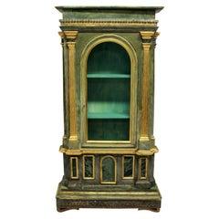 Italian Late 18th Century Display Cabinet