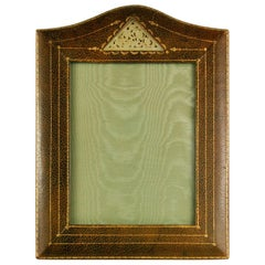 Italian Leather Picture Frame