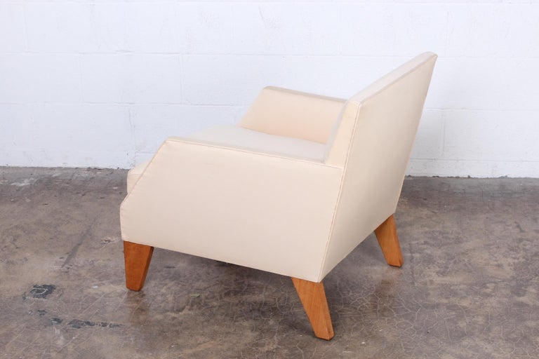 Mid-20th Century Italian Lounge Chair For Sale