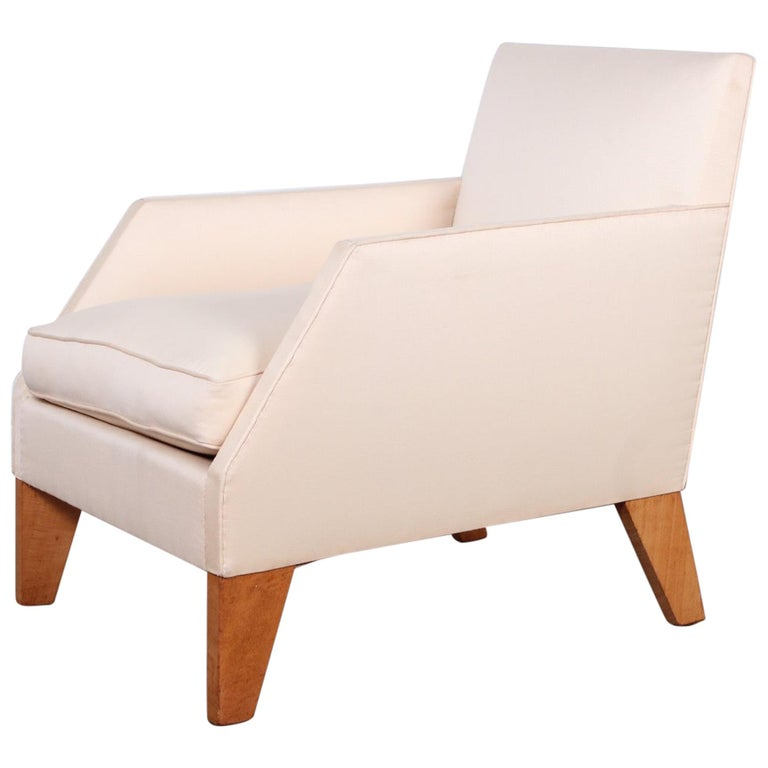 Italian Lounge Chair For Sale