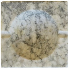 Italian Marble Ashtray or Catchall
