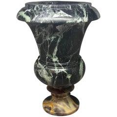 Italian Marble Medici Style Vase