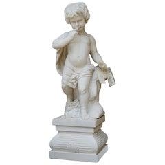 Italian Marble Statue
