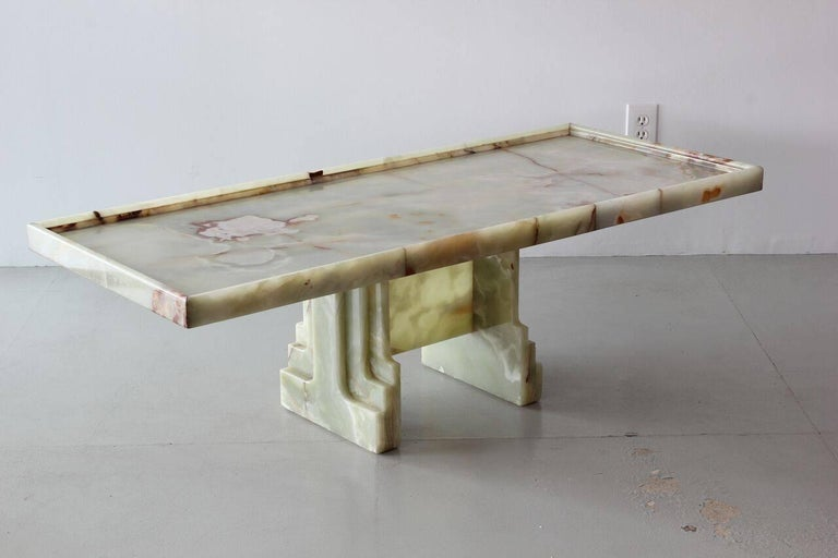 Italian Marble Table For Sale 1