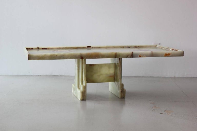 Italian Marble Table For Sale 5