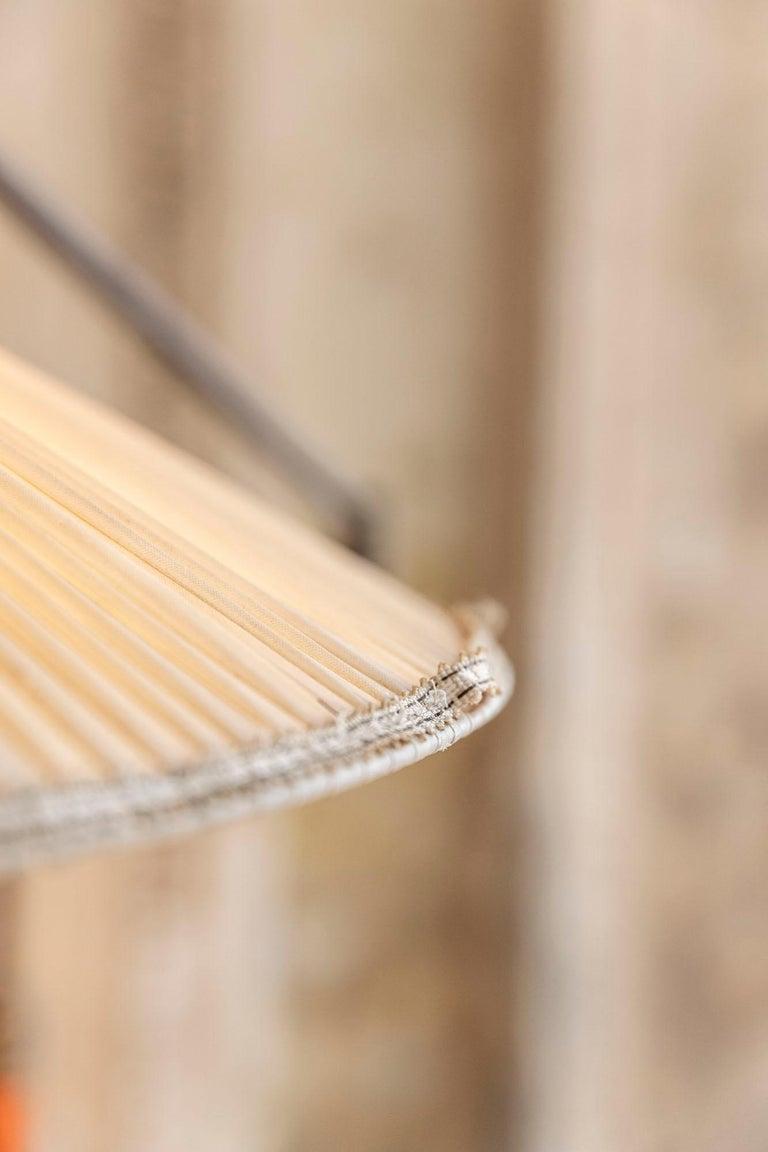 Italian Mid-Century Brass Floor Lamp 9