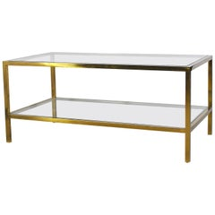 Italian Midcentury Coffee Table