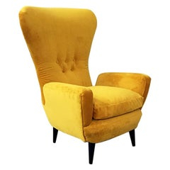 Fabric Armchairs