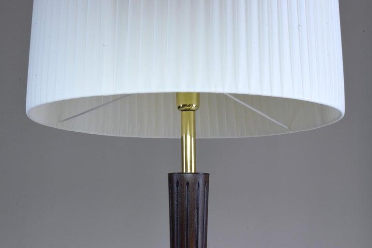 Italian Midcentury Floor Lamp by Stilnovo, 1960s For Sale 8