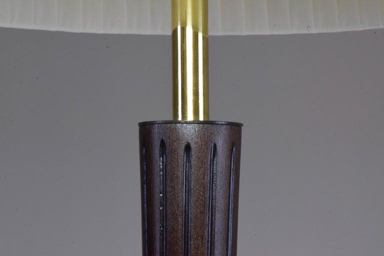 Italian Midcentury Floor Lamp by Stilnovo, 1960s For Sale 9