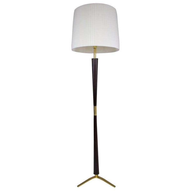 Italian Midcentury Floor Lamp by Stilnovo, 1960s For Sale