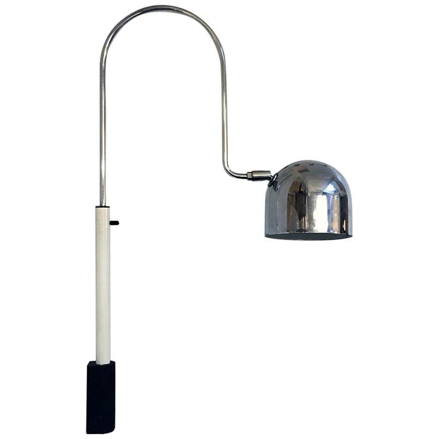 Italian Mid-Century Modern Directional Wall Lamp by Stilnovo, 1960s
