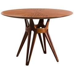 Italian Mid-Century Modern Gio Ponti Style Dining Table, 1950s