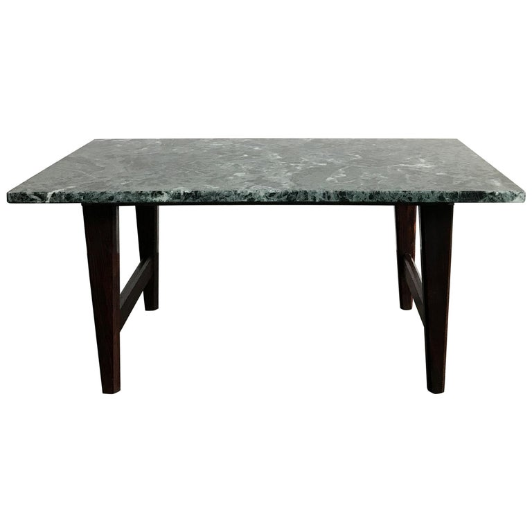 Italian Mid-Century Modern Marble Coffee Table, 1960s For Sale