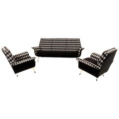 Italian Mid-Century Modern Sofa, 1960s