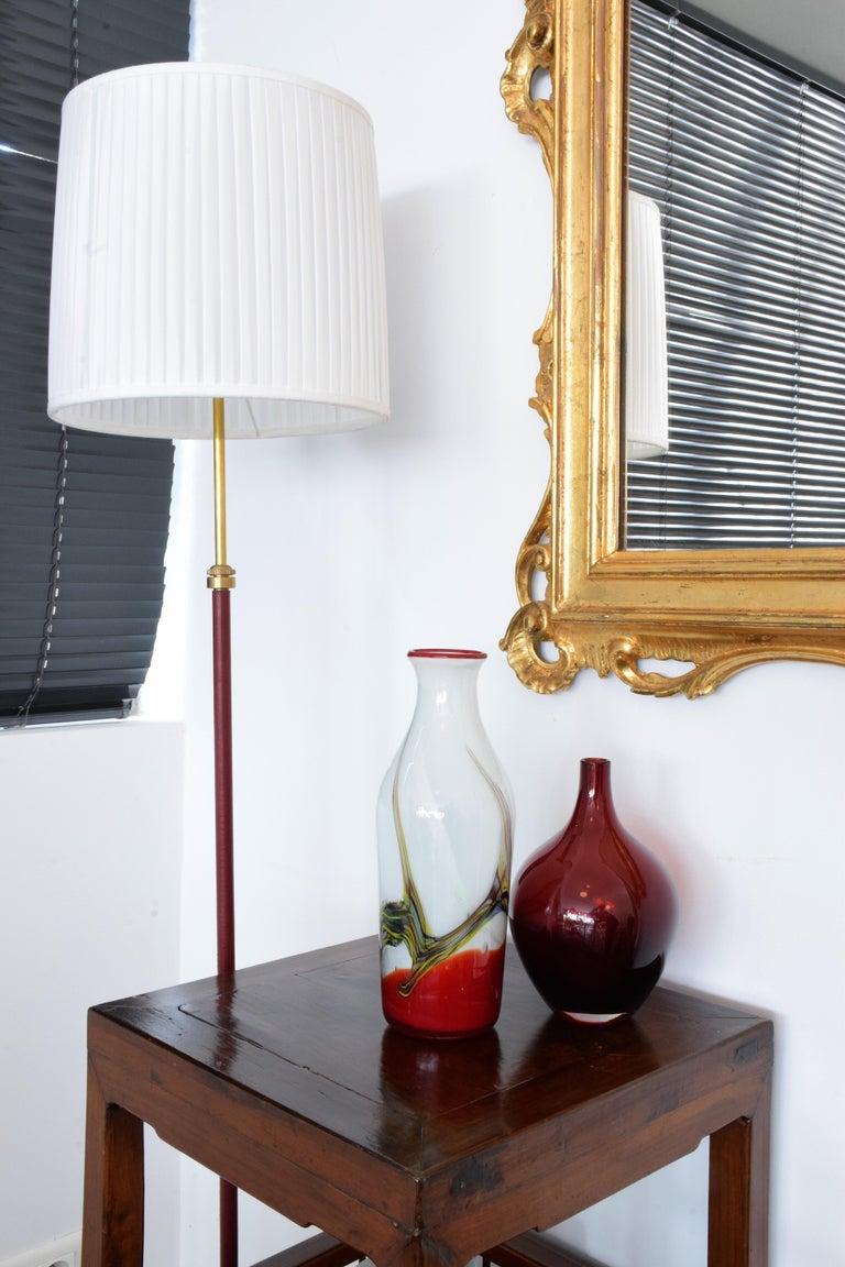 20th Century Italian Midcentury Murano Vase, 1970s For Sale