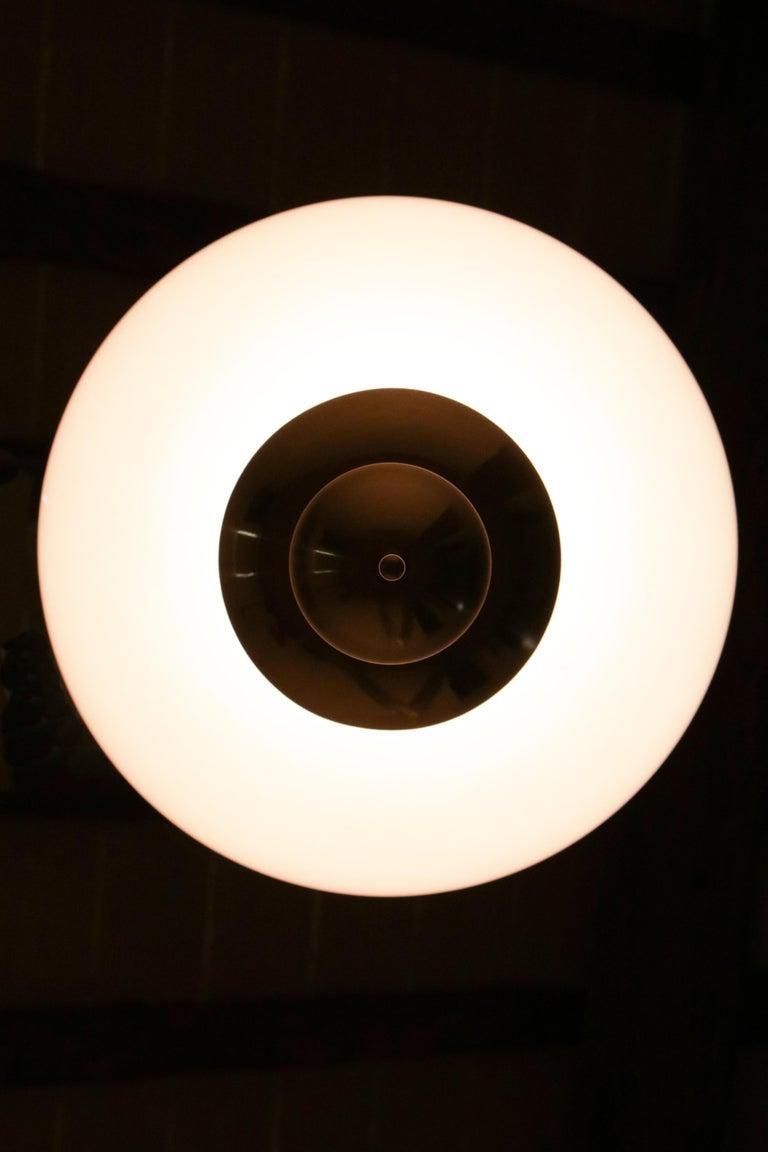 Italian Mid-Century Pendant Lamp by Luigi Caccia Dominioni Model LS1, 1950s For Sale 3