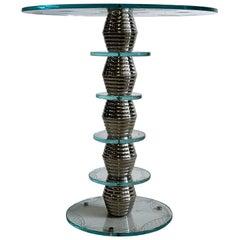 Italian Midcentury Side Table