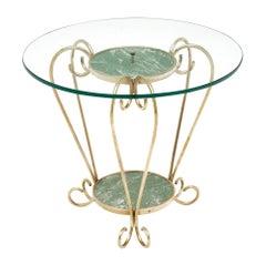 Italian Mid-Century Side Table