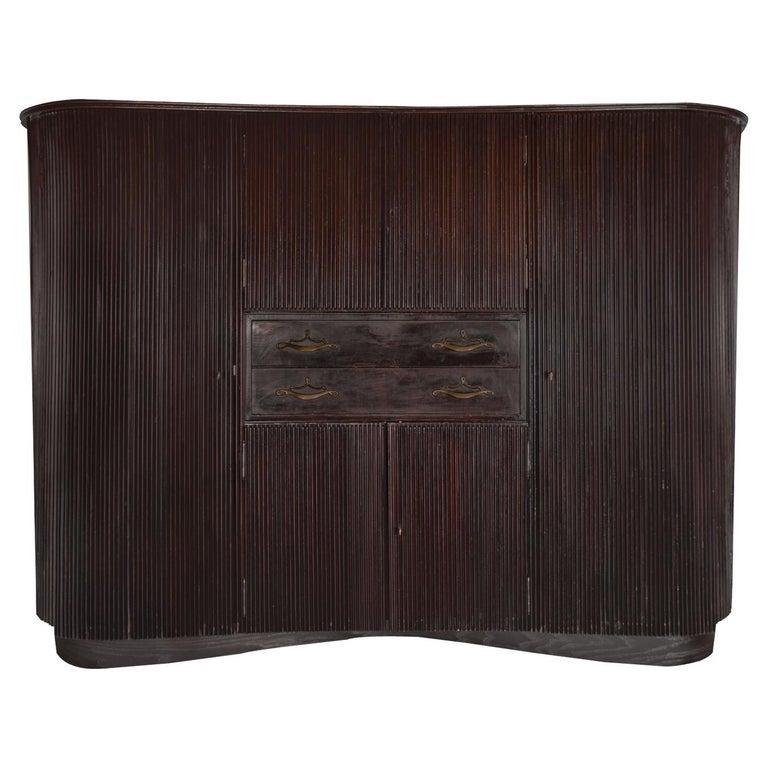 Italian Midcentury Sideboard by Osvaldo Borsani For Sale