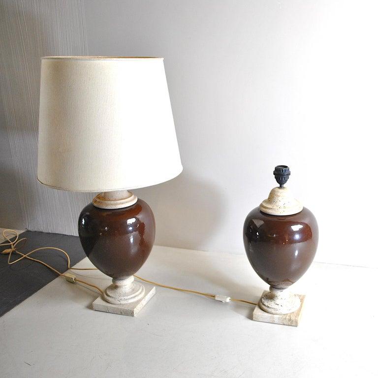 Mid-Century Modern Italian Midcentury Table Lamps For Sale