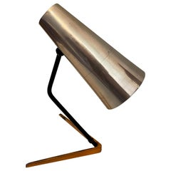 Italian Midcentury Adjustable Table Lamp by Stilux Milano, 1960s