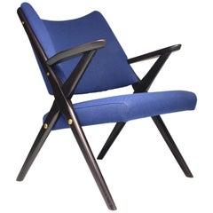 Italian Midcentury Armchair by Dal Vera, 1950s