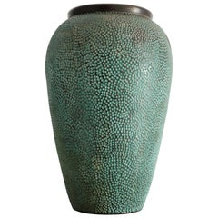 Italian Midcentury Ceramic Vase by Gastone Batignani, 1950s