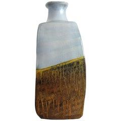 Italian Midcentury Ceramic Vase by Marcello Fantoni, 1960s