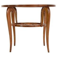 Italian Midcentury Coffee Table by Poalo Buffa, 1950s
