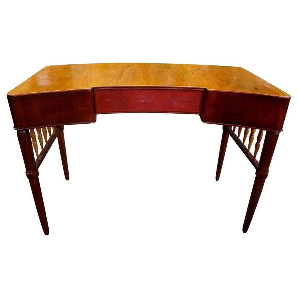Italian Midcentury Desk Attributed to Paolo Buffa