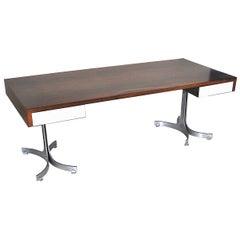 Italian Midcentury Desk by Trau