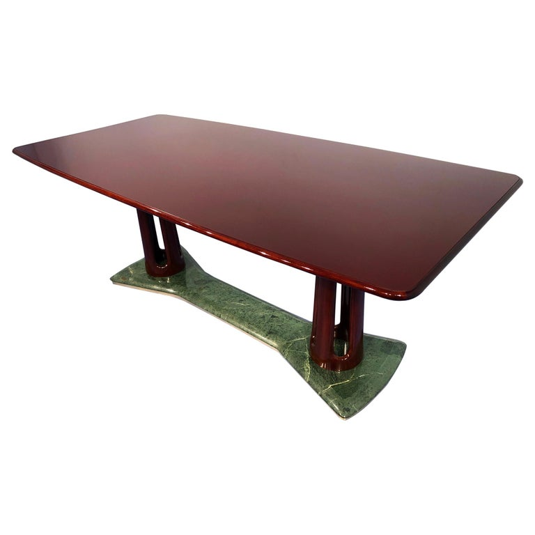 Italian Mid-Century Modern Dining Table by Vittorio Dassi, 1950s For Sale