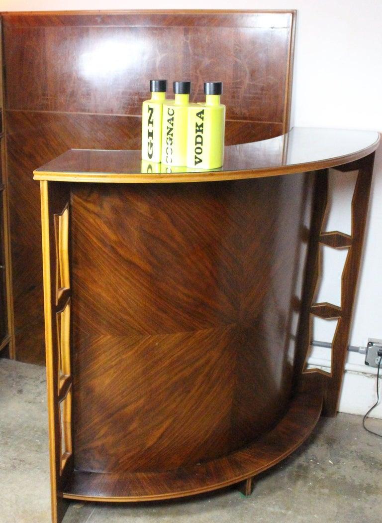 Italian Mid Century Dry Bar Buy Maritian Tagnin For Sale 2