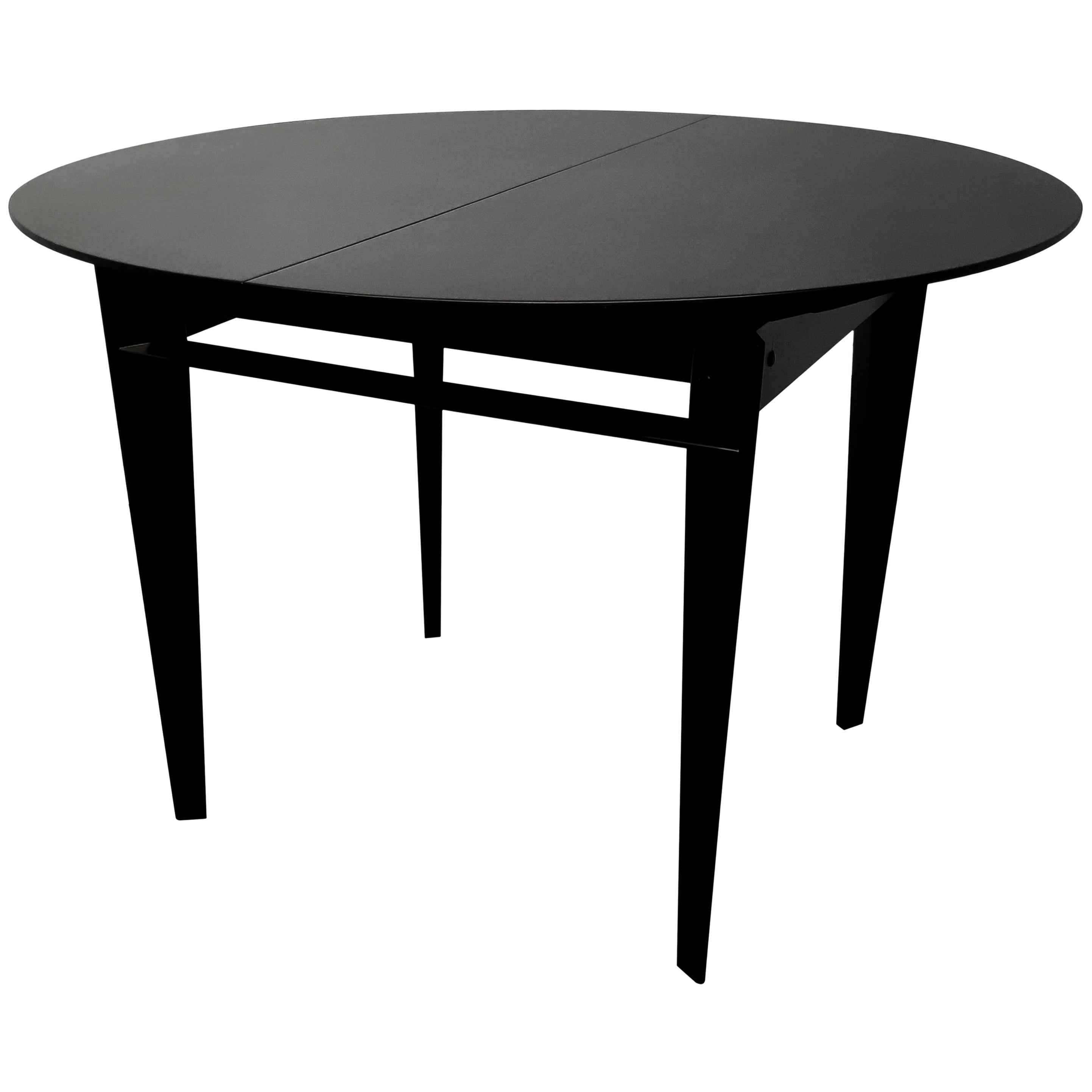 Italian Midcentury Extendable Dining Table by Vittorio Dassi, 1950s