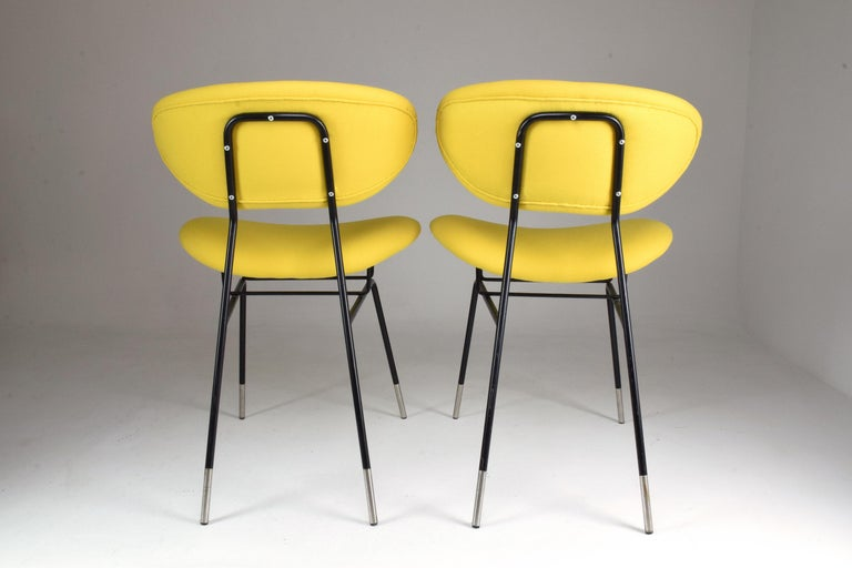 20th Century Italian Midcentury Gastone Rinaldi Chairs for RIMA, Set of Two, 1950s For Sale