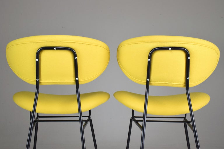 Italian Midcentury Gastone Rinaldi Chairs for RIMA, Set of Two, 1950s For Sale 2