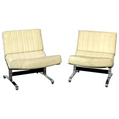 Italian Midcentury Lounge Chairs
