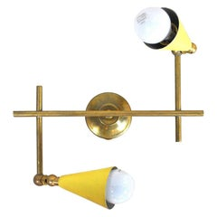 Italian Midcentury Sconce from the 1960s