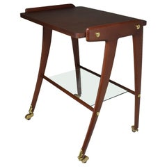 Italian Midcentury Side or Serving Table, 1950s