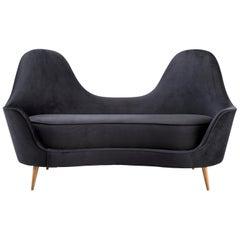 Midcentury Sofa - Italy, 1950s