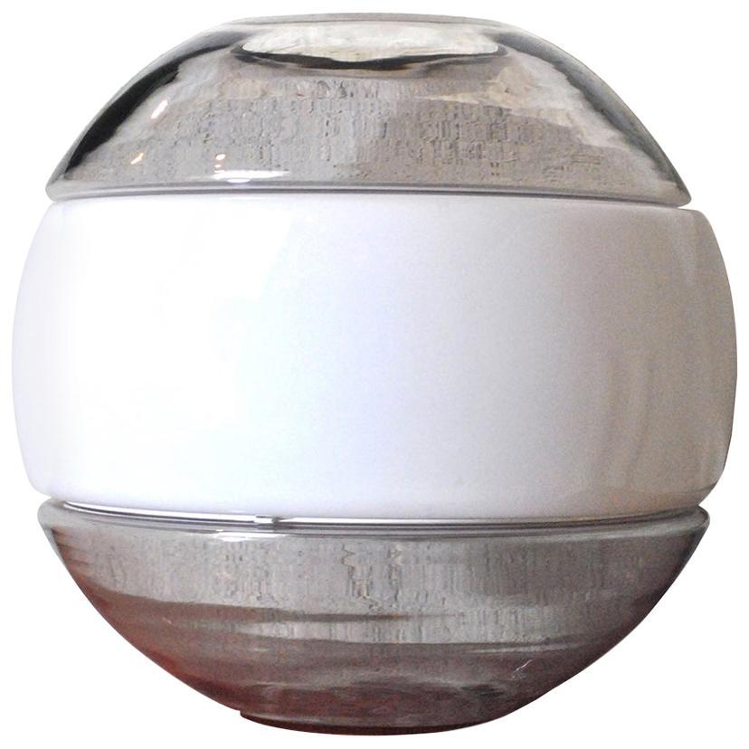 Italian Midcentury Table Lamp by Mazzega