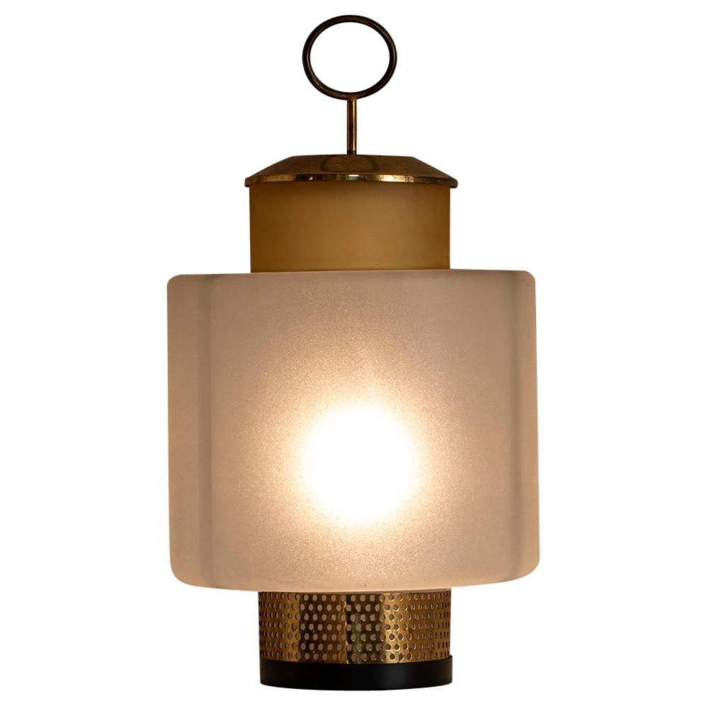Italian Midcentury Table Lamp by Stilnovo