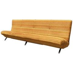 Italian Midcentury Triennale Sofa by Marco Zanuso for Arflex, 1956