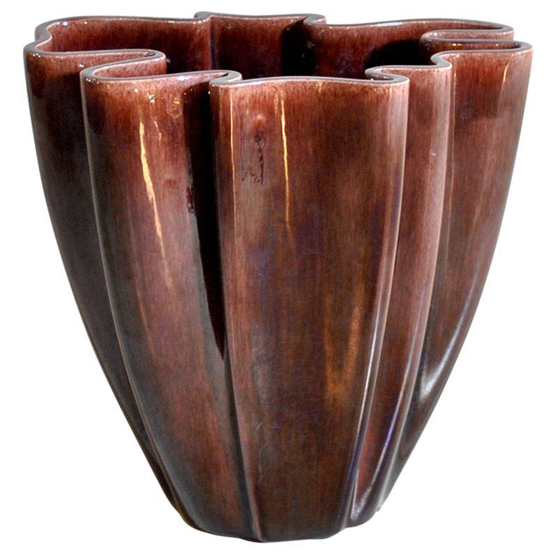 Italian Midcentury Vase Handkerchief Model