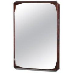 Italian Mirror of the 60's Design Vintage in Style of Franco Albini