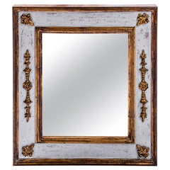 Italian Mirror with Gilt Accents